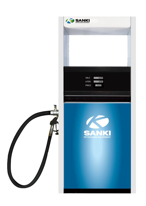 150 LPM موزع الوقود عالية تدفق