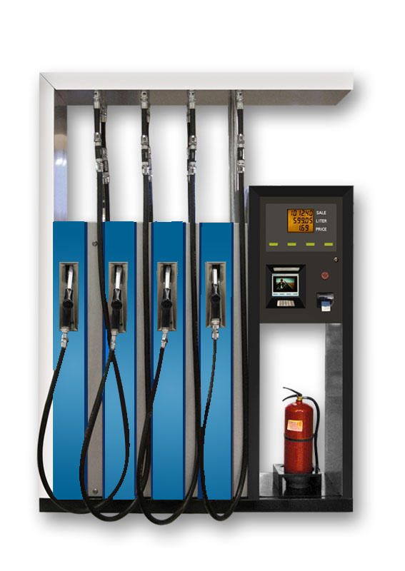 SK66 موزعات الوقود